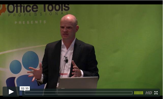 Matt Holdsworth Discussing How Accountants Can Move to the Cloud