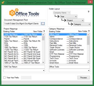 Document Management Conversion Utility