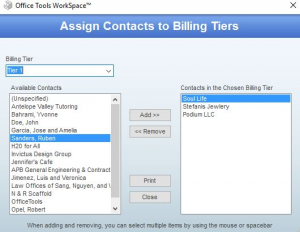 Billing Multiplier and Biling Tier User Guide 2