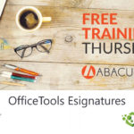 OfficeTools Esignatures Functionality
