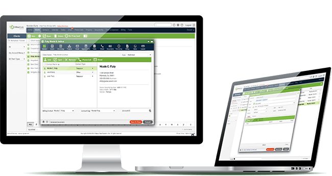 Accounting Cloud Based Practice Management Software Officetools