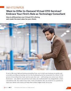 Offer In-Demand Virtual CFO services with this whitepaper
